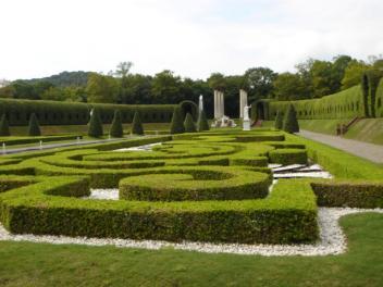 バロック式庭園