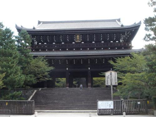 京都知恩院門