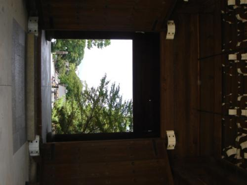 京都知恩院楼門